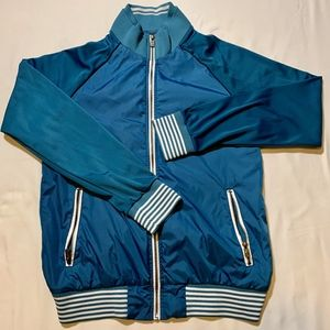 Zip Up Track Jacket by Ben Sherman Mens Size M